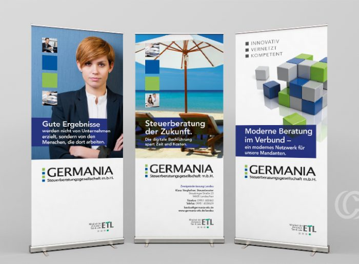 Roll-Up Germania